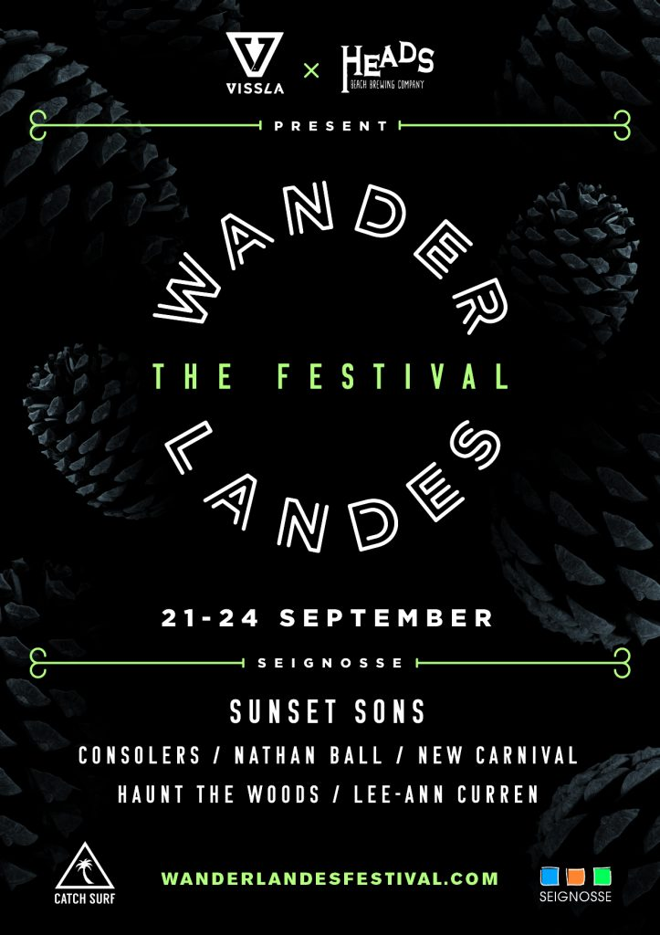 Wander Landes festival 2017 Wander Landes festival 2017 WANDERLANDES POSTER