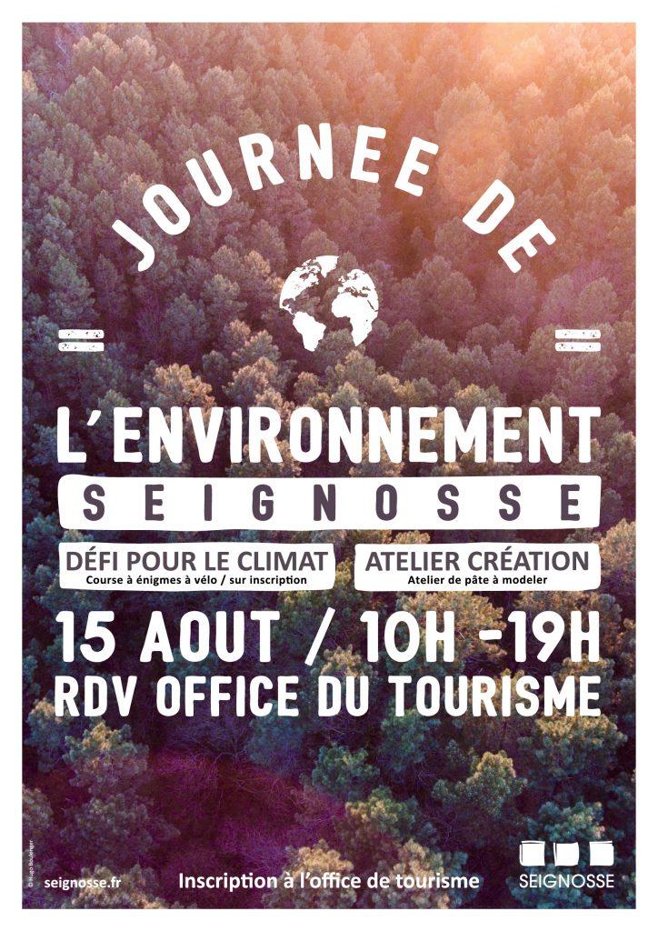 journée de l'environnement - seignosse Journée de l'Environnement aff journee environnement