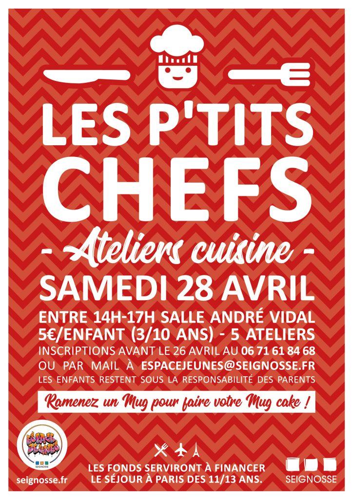 Les P'tits chefs - ateliers cuisine Les P'tits chefs - ateliers cuisine atelier cuisine a3
