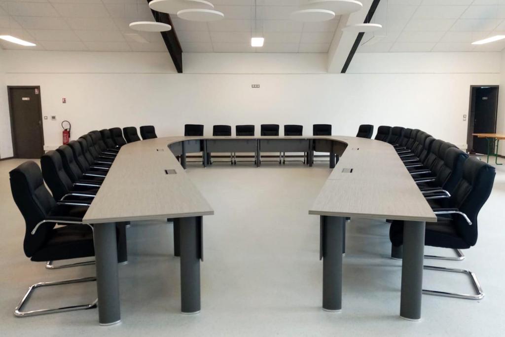 conseil municipal seignosse Conseil municipal du 29 juin cm salle 2020 2