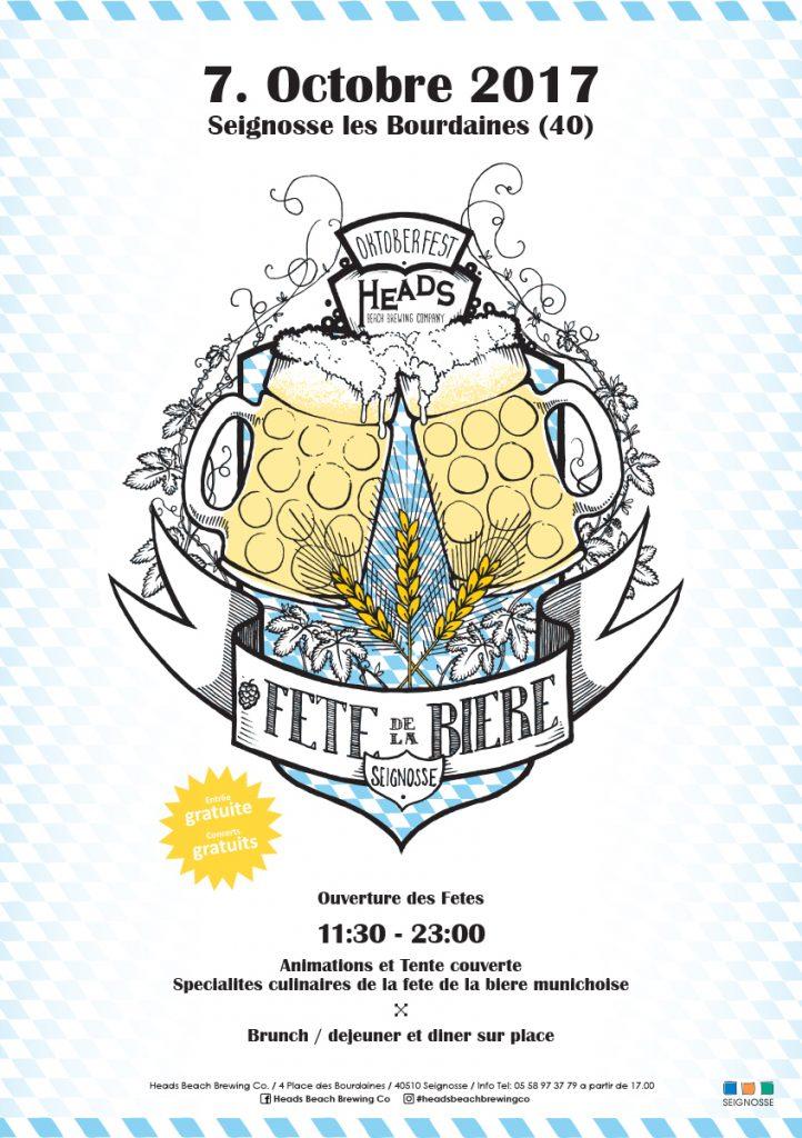 oktoberfest-fête de la bière seignosse Fête de la bière à Seignosse fete de la biere seignosse