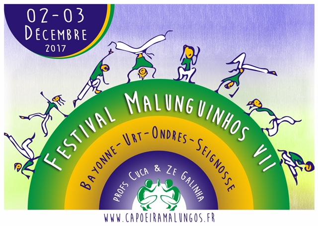 capoeira soirée brésilienne Journée des enfants Capoeira et soirée brésilienne image1