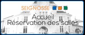accueil  Accueil - Réservation des salles accueil
