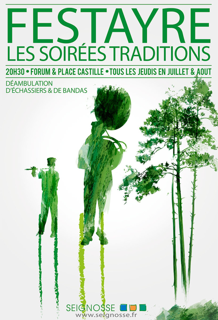 FESTAYRE, soirée traditions landaises jeudi festayre