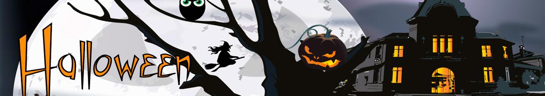 Halloween, Hall des sports