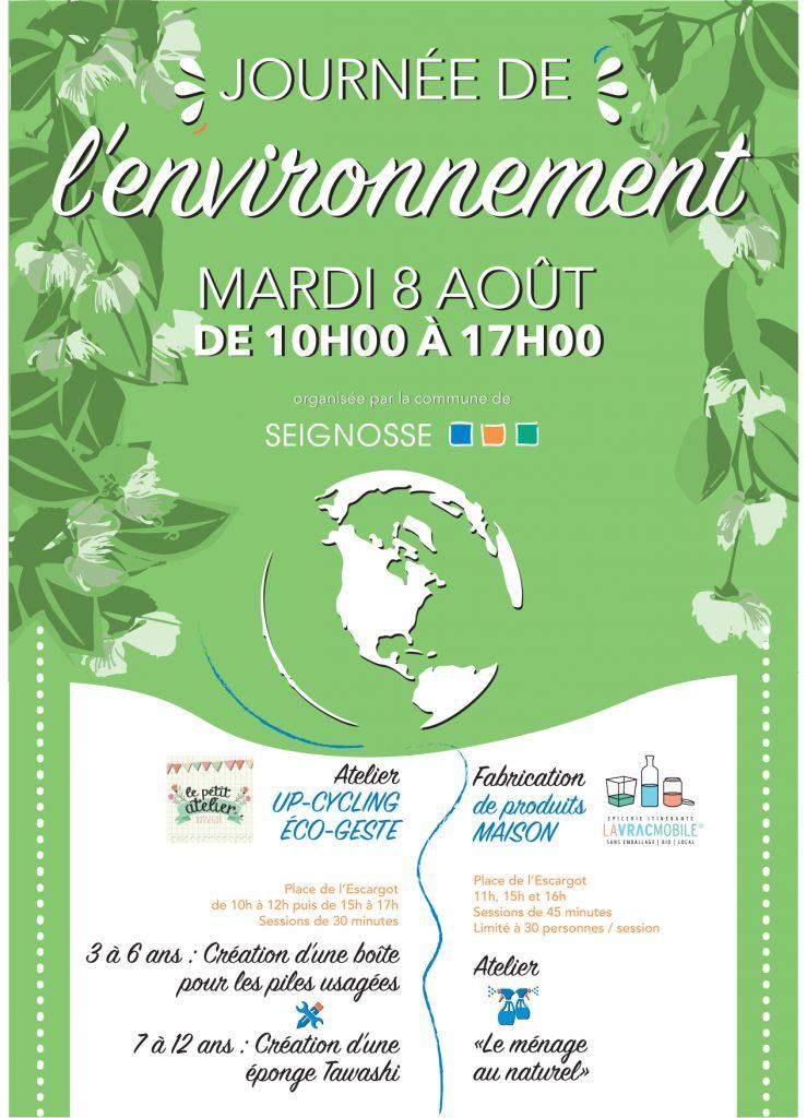 seignosse journée environnement Journée de l'environnement 2017 journee environnement