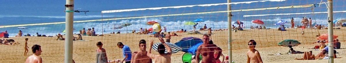 Volley des plages – tournoi