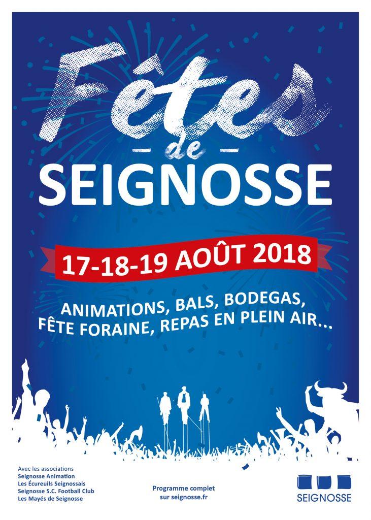 fêtes de seignosse 2018 Fêtes de Seignosse 2018 aff fetes seignosse 2018