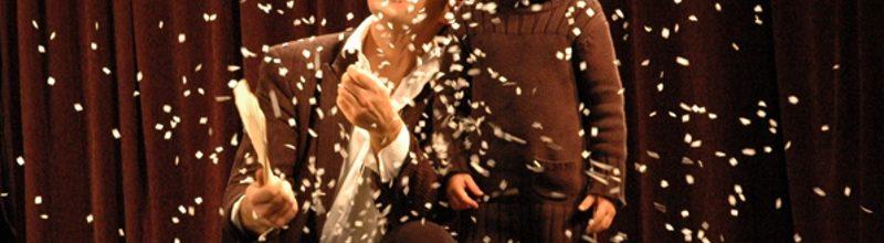 Le lundi, tout est permis – Le magicien Saroyan