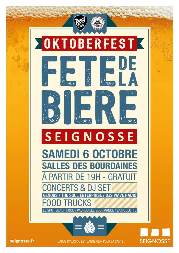 Fête de la bière - Oktoberfest 2018 Fête de la Bière fete biere 2018
