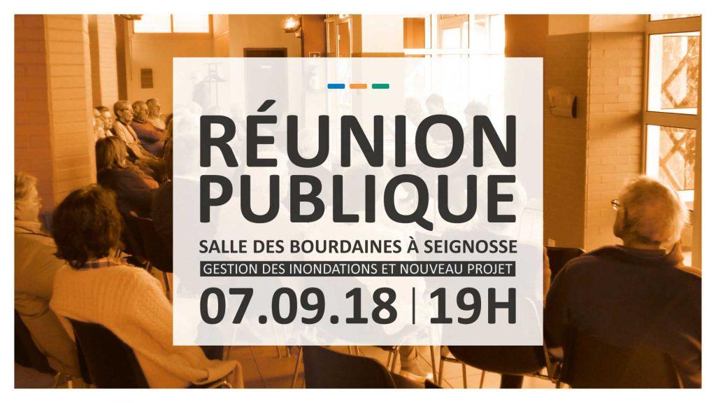 Réunion Publique reunion publique