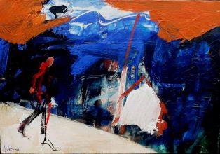 Exposition de peintures – Labégorre, Visages Paysages