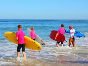 Le surf, je m'y mets !