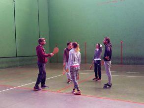 Jouez à la pelote basque !