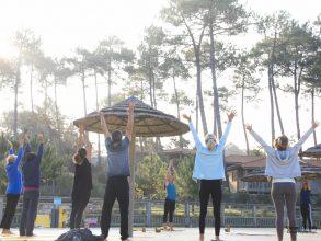 Moment zen, mon cours de Yin Yoga