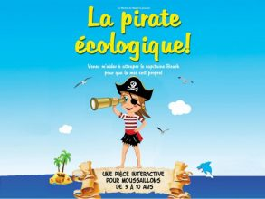 Spectacle – La pirate écologique