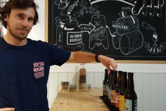Visite de la brasserie Rosny Beer
