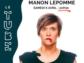 One woman show – Manon Lepomme