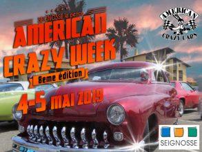 American Crazy Week