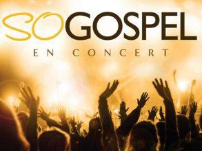 Concert – So Gospel
