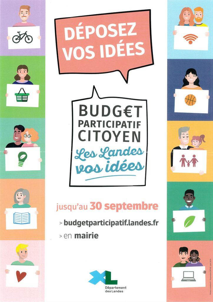 Budget Participatif Citoyen Budget Participatif Citoyen budget participatif 2019