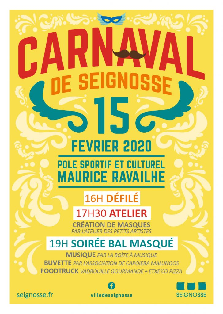Carnaval 2020 carnaval seignosse 2020 1